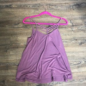 Express  size small tank top